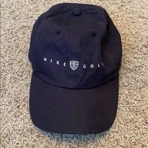 EUC Nike Golf Adjustable Hat